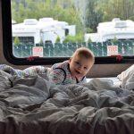 Slaap kindje slaap, op de camping! | Kleine Reizigers
