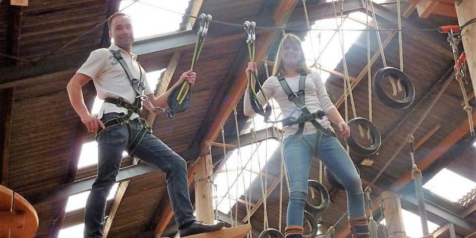 Groningen met Kinderen | Adventurepark Waddenfun | Kleine Reizigers