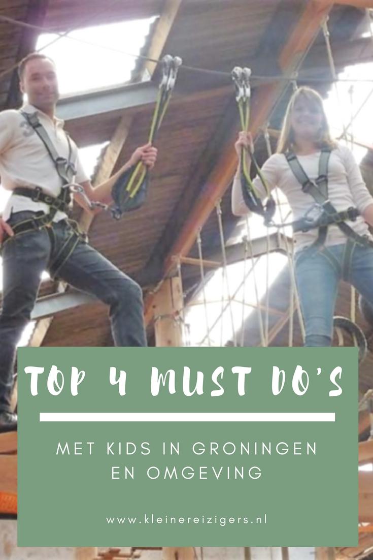 4 must do's in Groningen met kids | Kleine Reizigers
