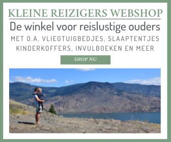 Kleine Reizigers Webshop | De winkel voor reislustige ouders